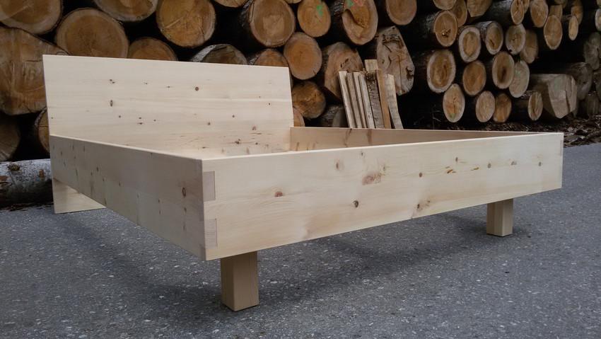 Holzverbindungen  Holzverbindungen Für Betten: Guut wenn das bett aus meisterhand ...